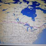 5.000 kilometer