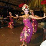 Balinese dansvoorstelling