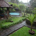 Regen regen regen bij Pak Biet