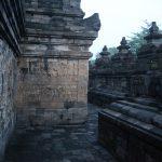 Talloze afbeeldingen op de Borobudur
